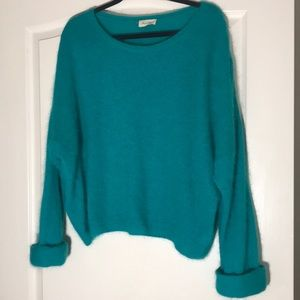 American Vintage oversized furry sweater